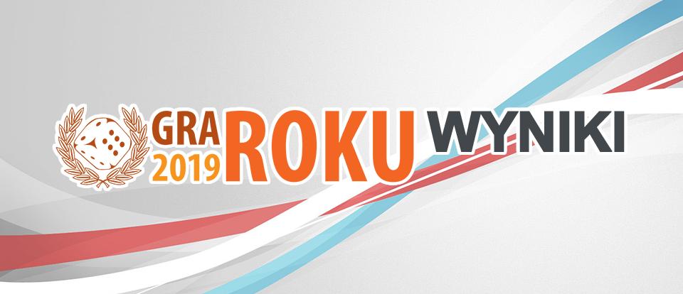 Planszowa Gra Roku 2019 Konkurs Planszowa Gra Roku 2019